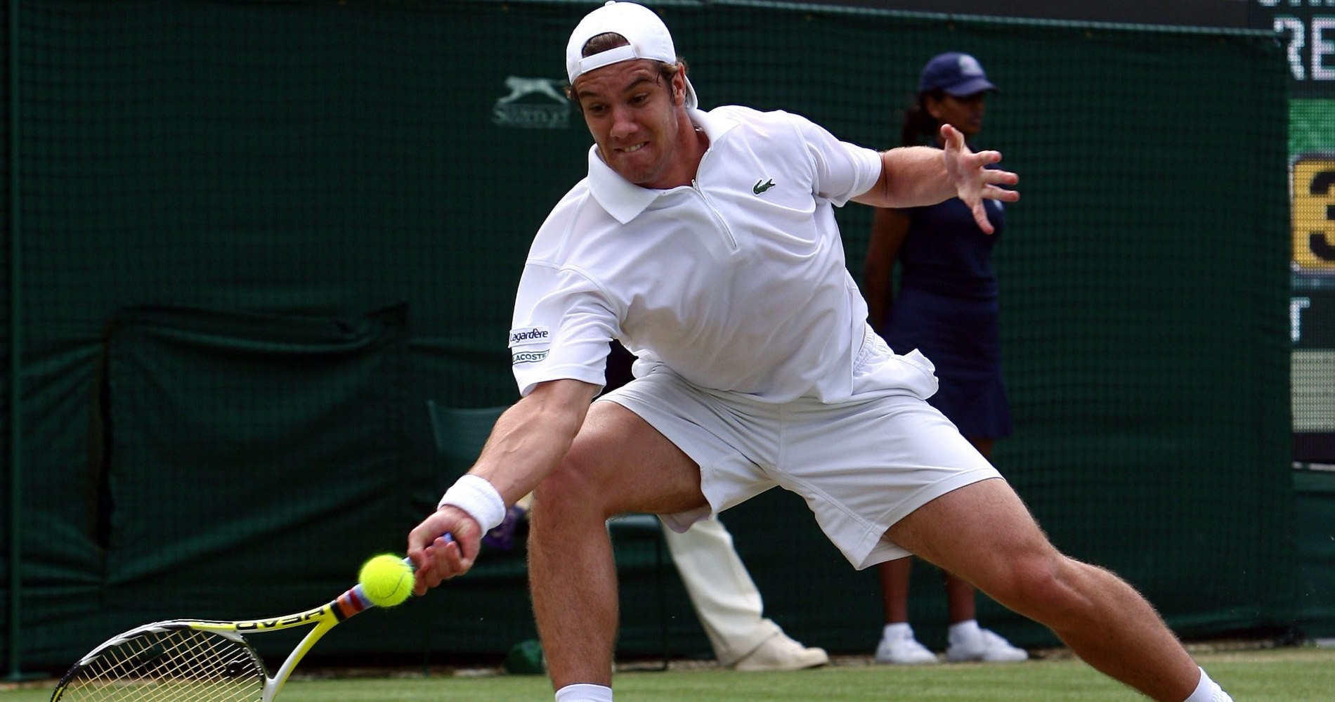 Richard Gasquet, Wimbledon 2007