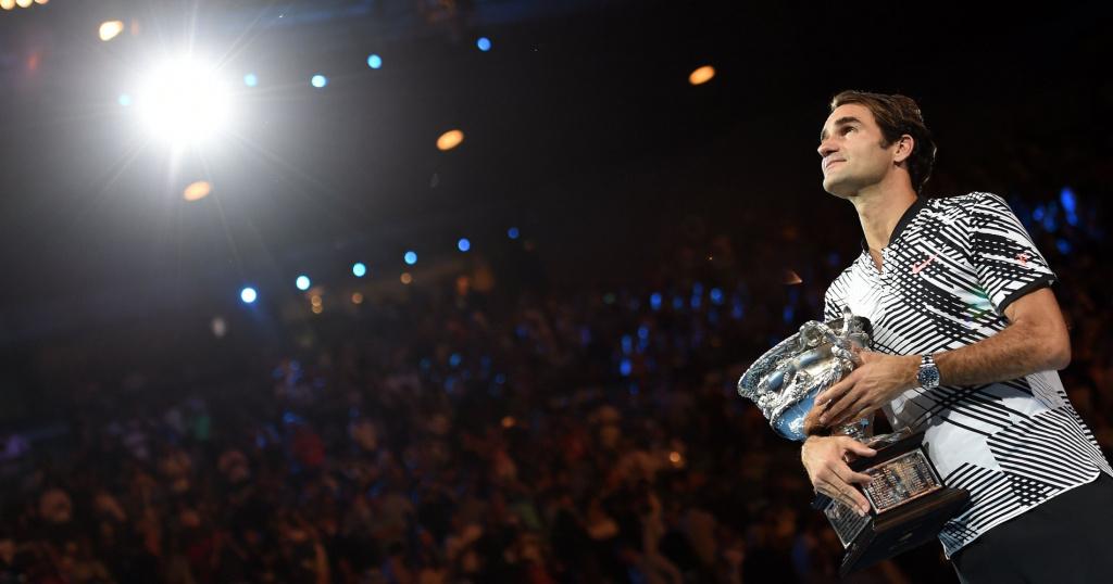 Roger Federer - Open Australie 2017