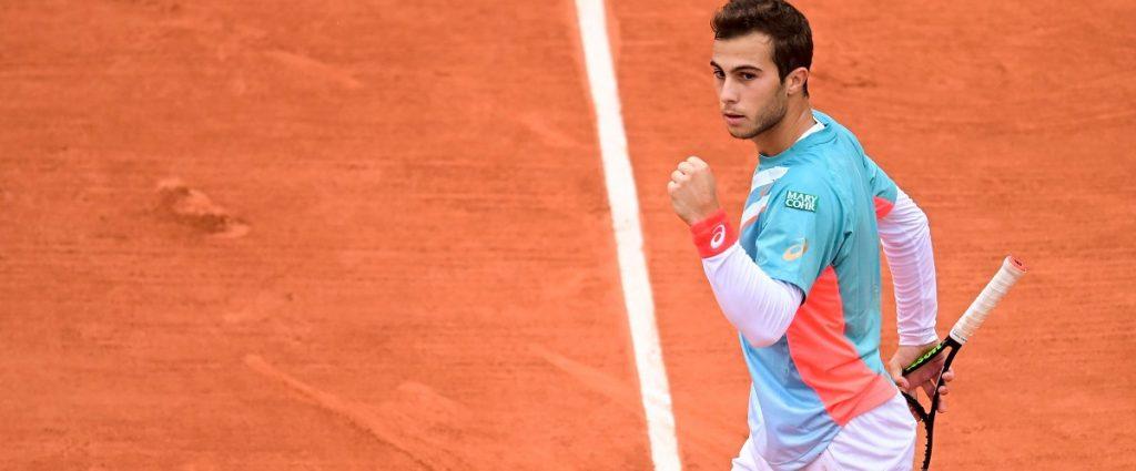 Roland-Garros (H) : Gaston s'offre Wawrinka