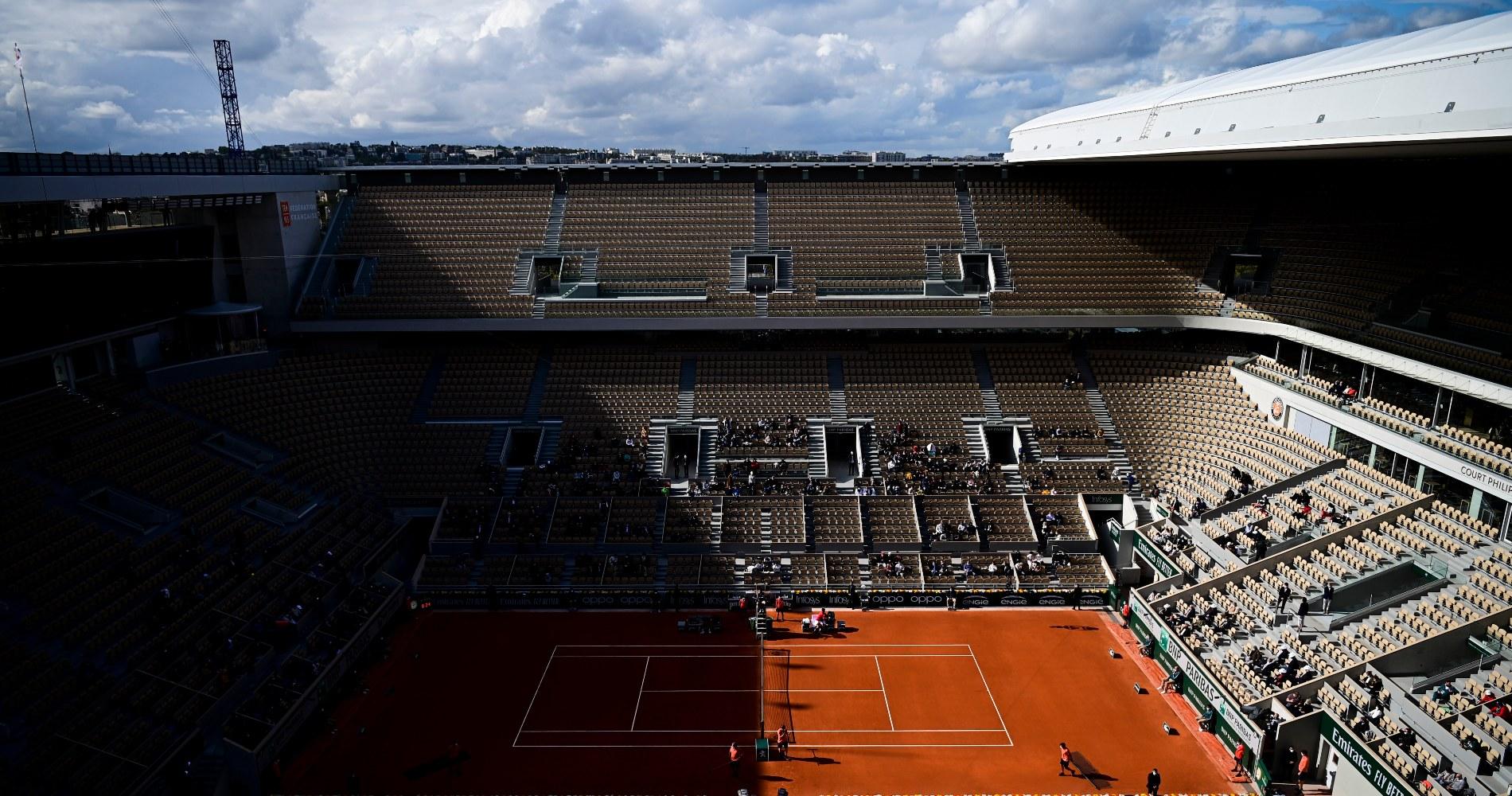 Roland Garros day 5