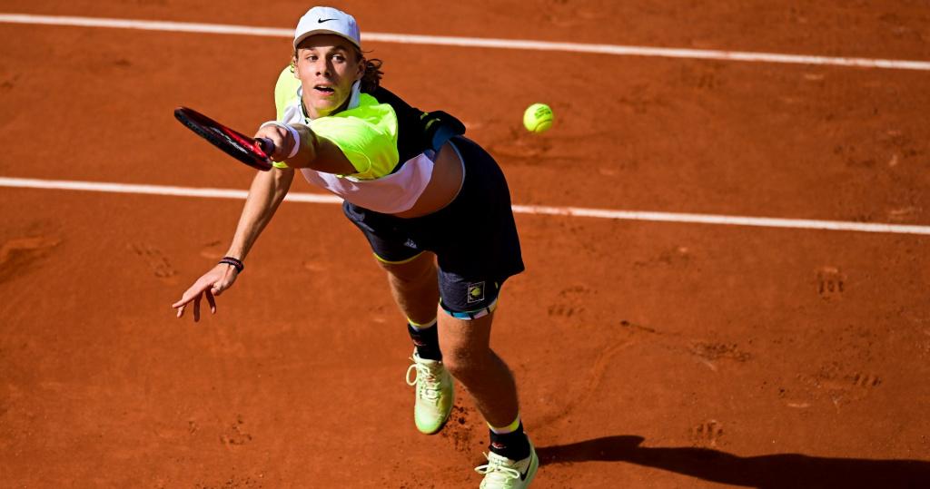 Shapovalov Roland Garros 2020