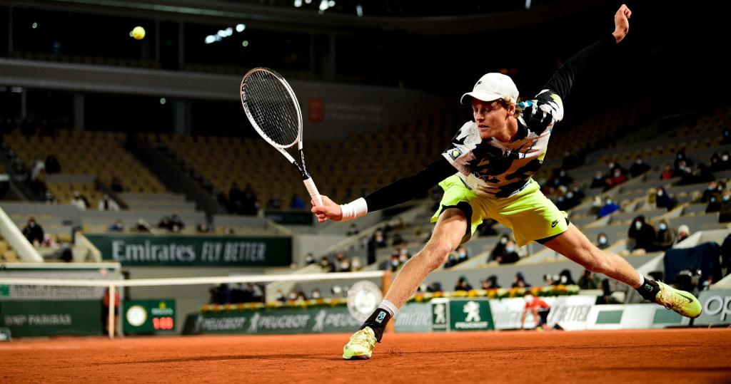 Sinner Roland Garros 2020