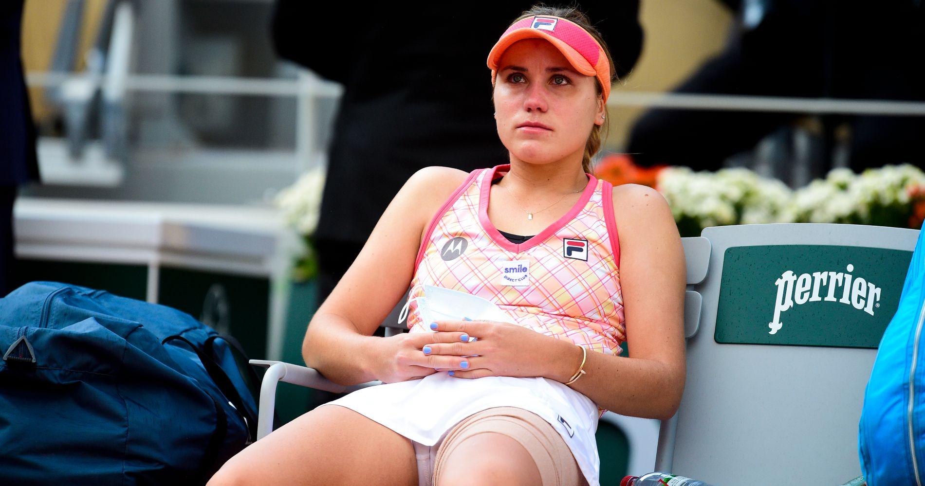 Sofia Kenin Roland-Garros Final 2020