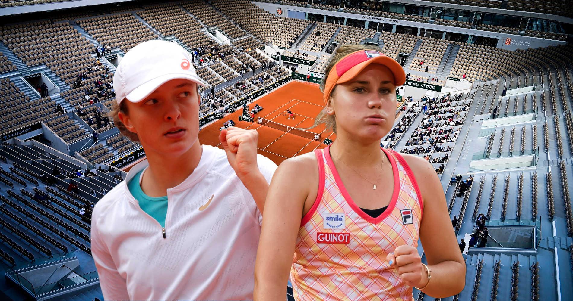 Iga Swiatek v Sofia Kenin, 2020 Roland-Garros Women's Final