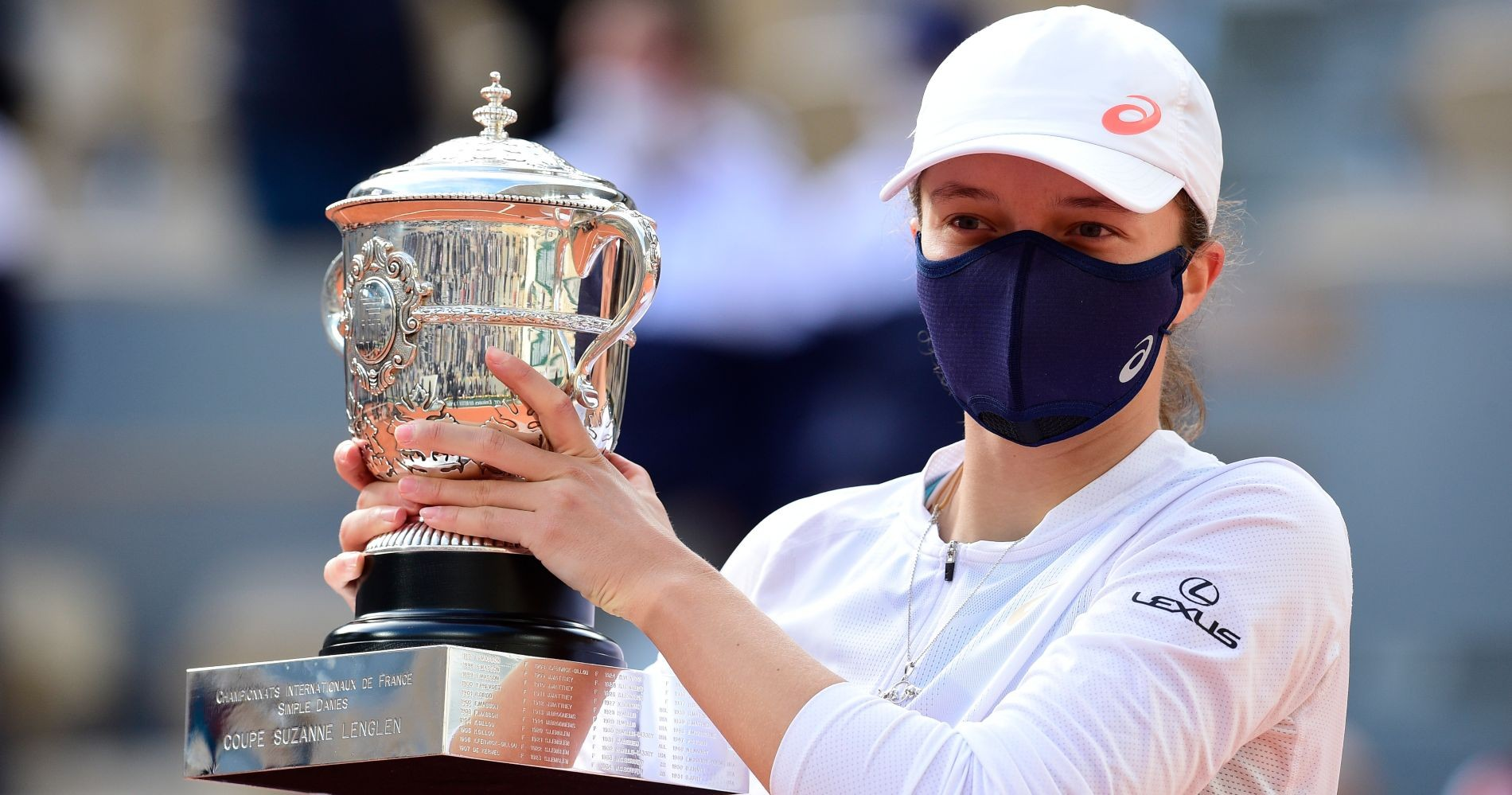 Swiatek Roland-Garros 2020