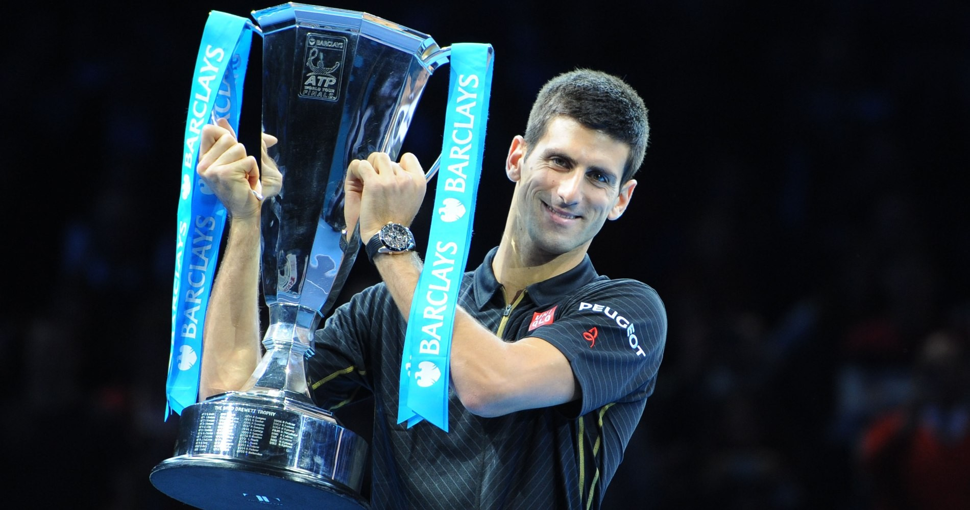 Novak Djokovic, Masters de Londres 2014