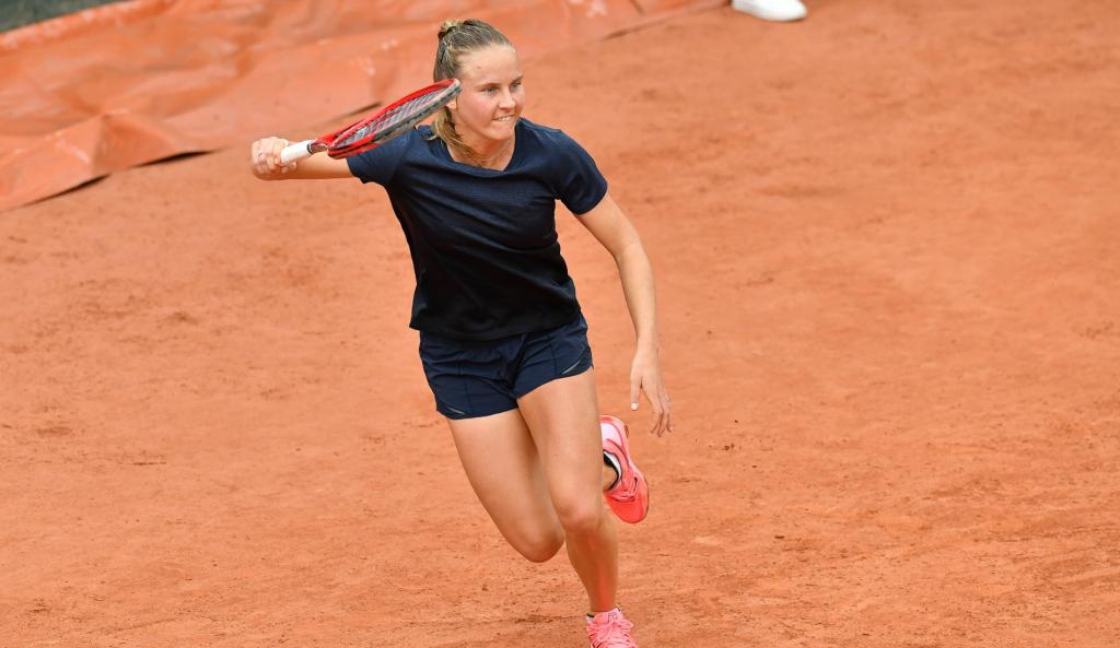 Fiona Ferro - Roland-Garros 2020