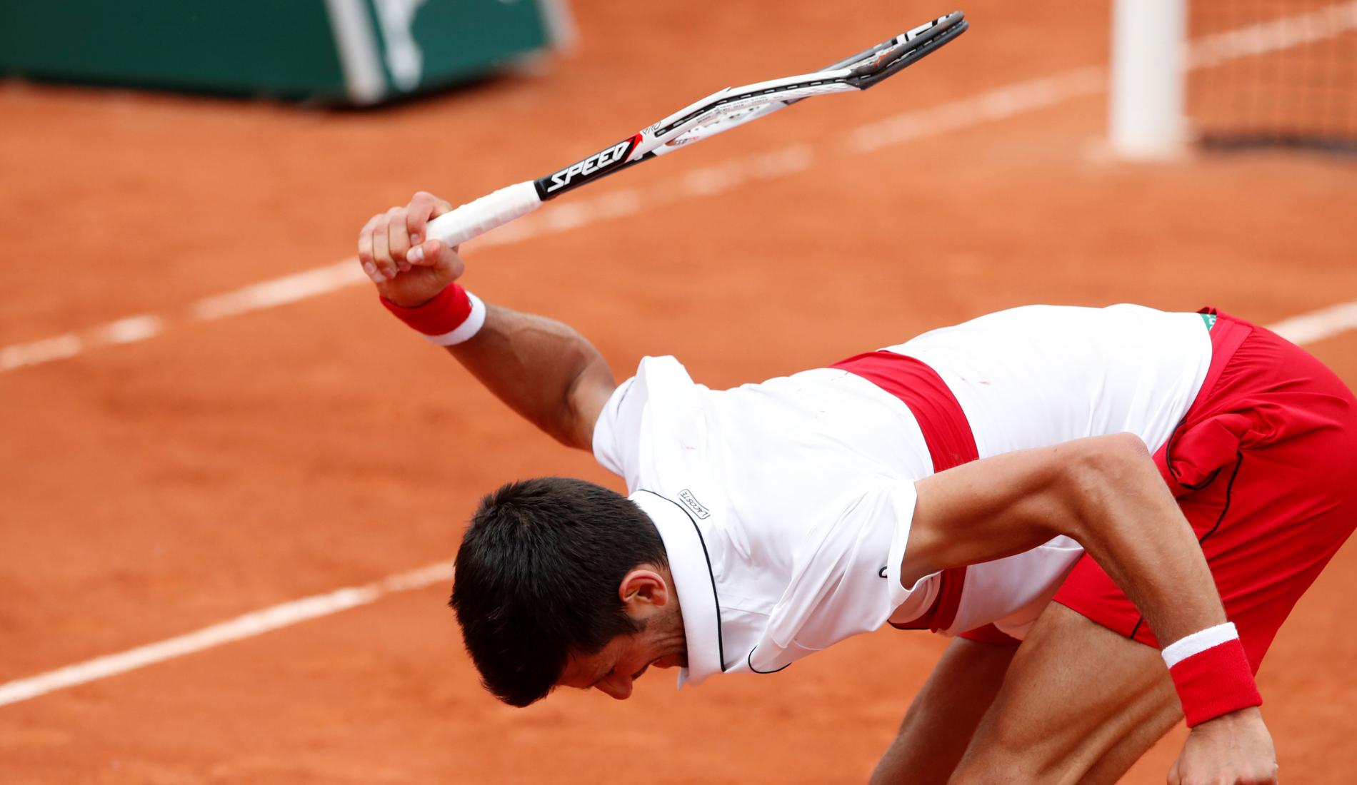 Novak Djokovic - Roland-Garros 2018