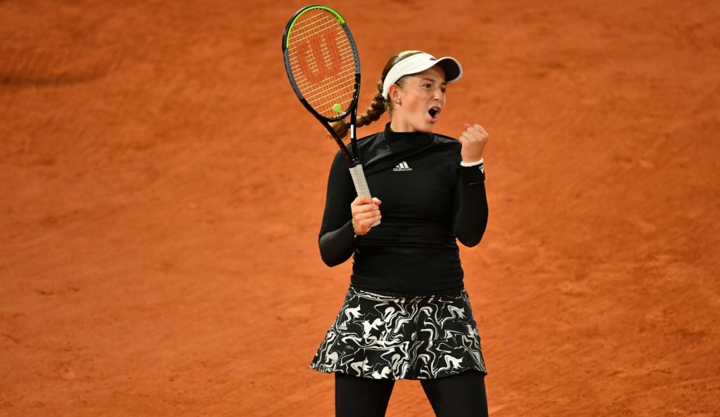 Jelena Ostapenko - Roland-Garros 2020
