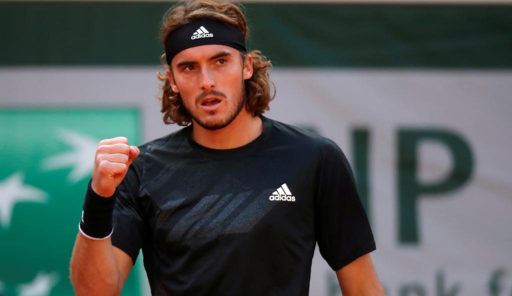 Stefanos Tsitsipas - Roland-Garros 2020