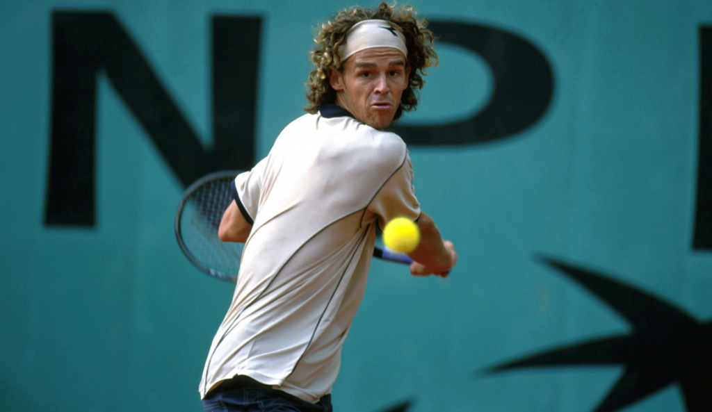 Gustavo Kuerten - Roland-Garros
