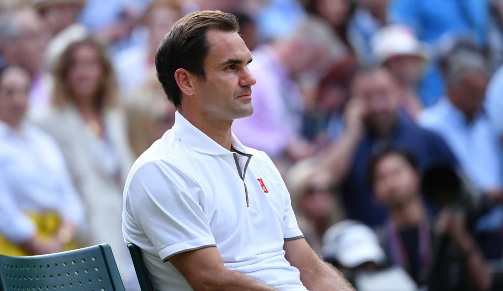 Roger Federer - Wimbledon 2019