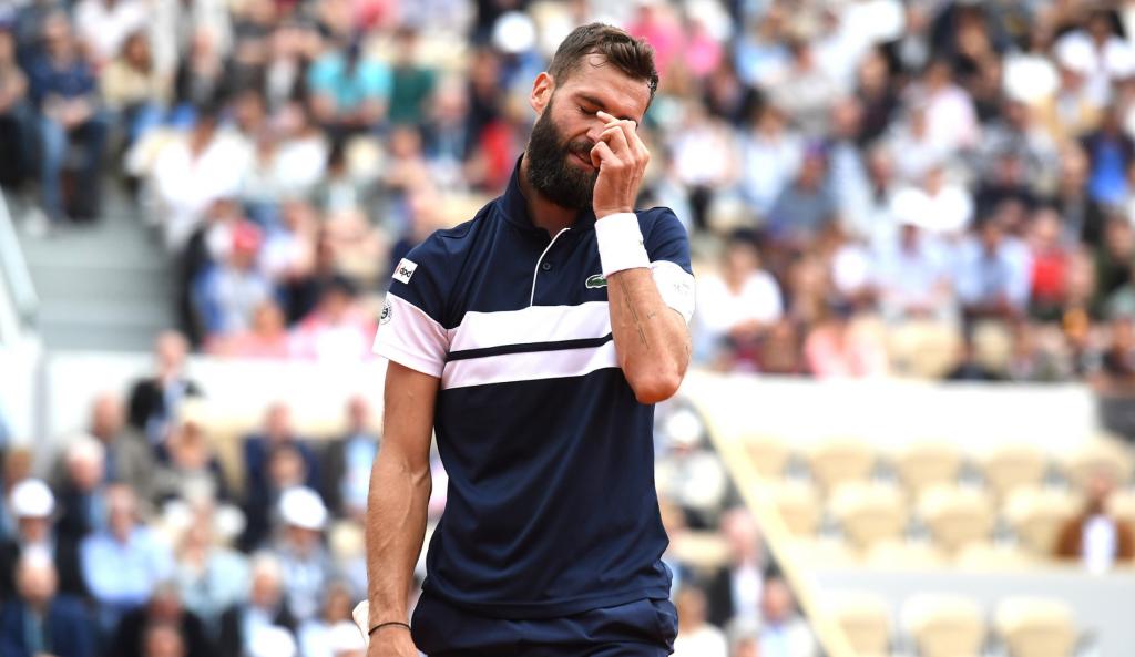 Benoît Paire - Roland-Garros 2019