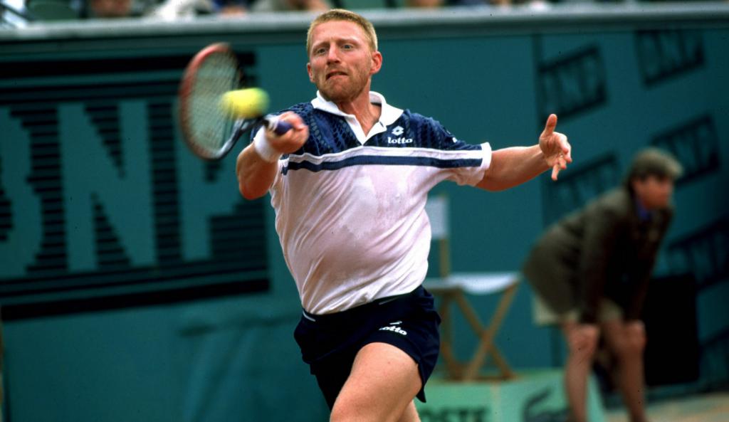 Boris Becker - Roland-Garros 1995
