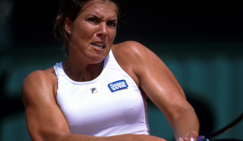 Jennifer Capriati - Roland-Garros 2000