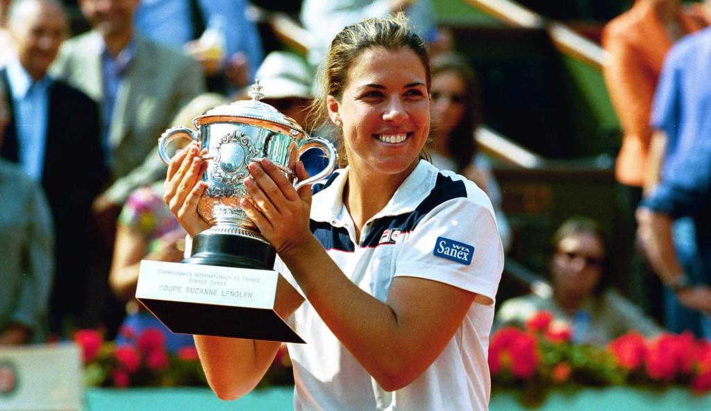 Jennifer Capriati - Roland-Garros 2001