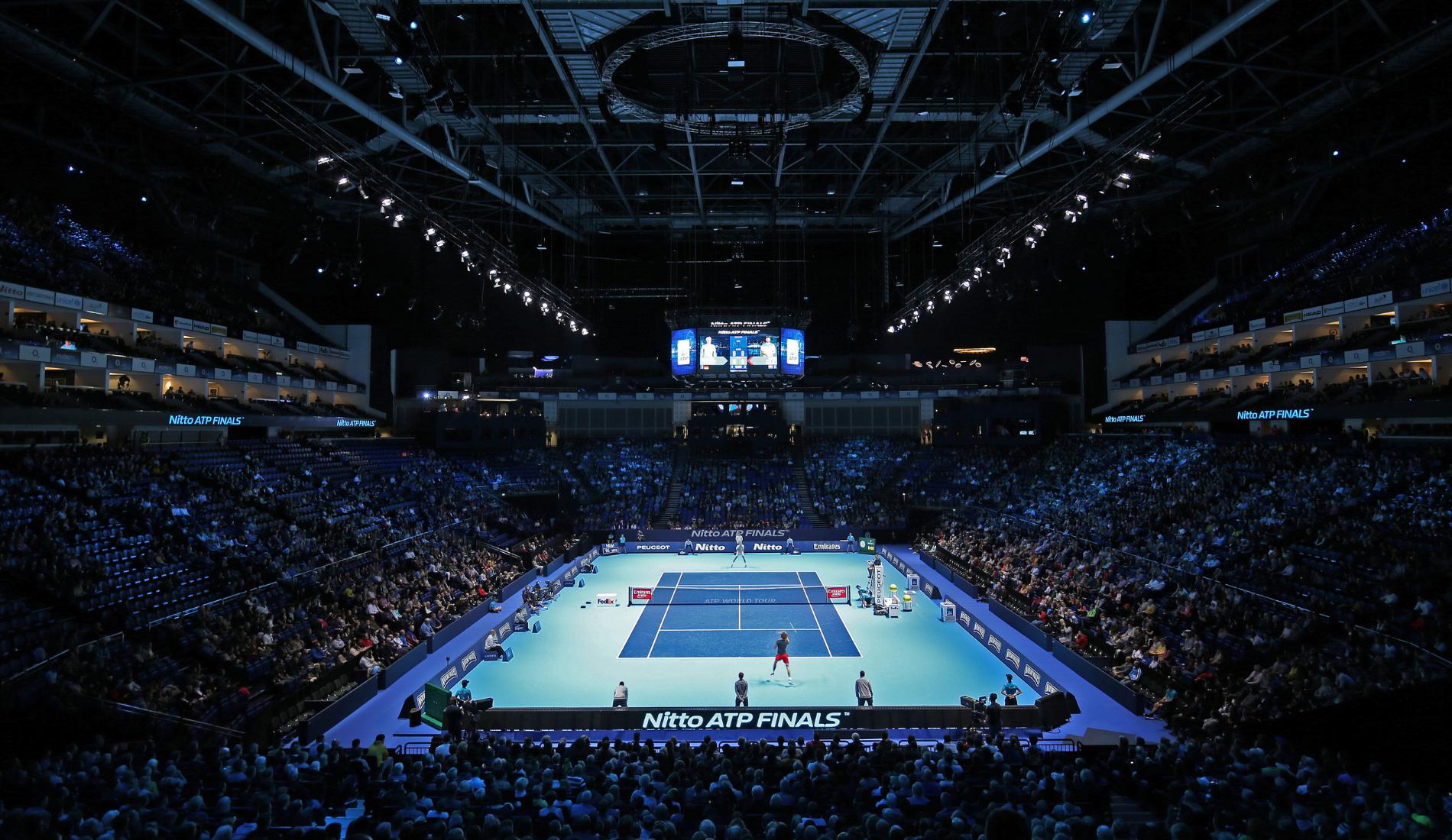 Nitto ATP Finales 2019