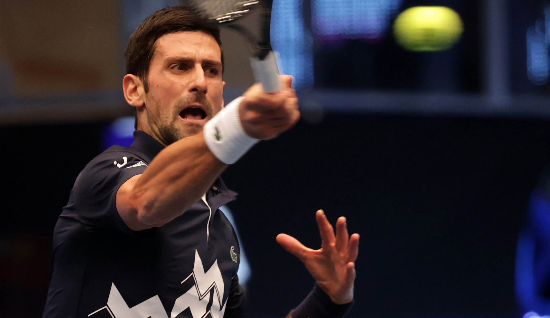 Novak Djokovic - Vienne 2020