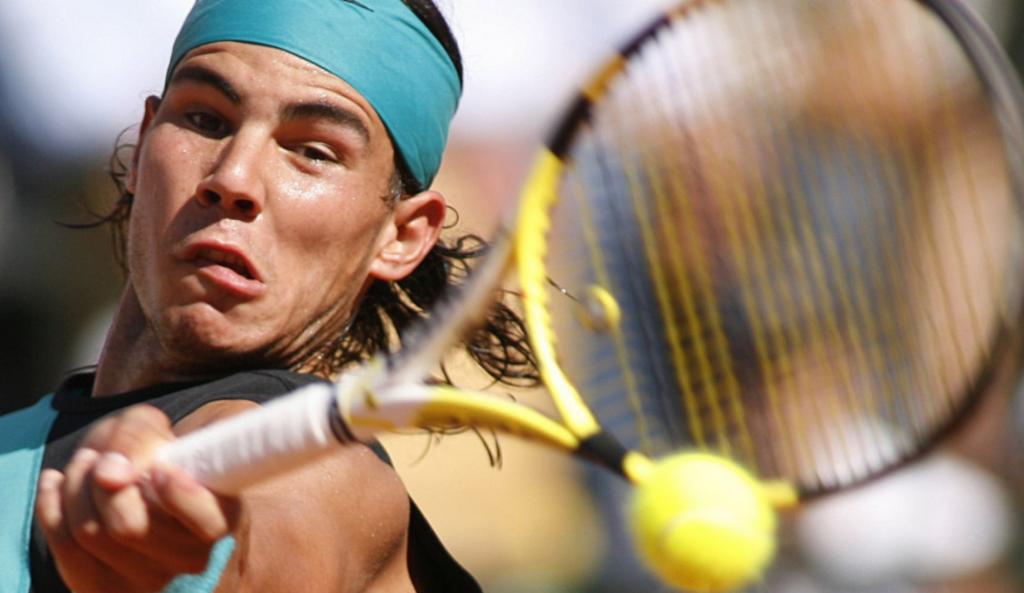 Rafael Nadal - Madrid