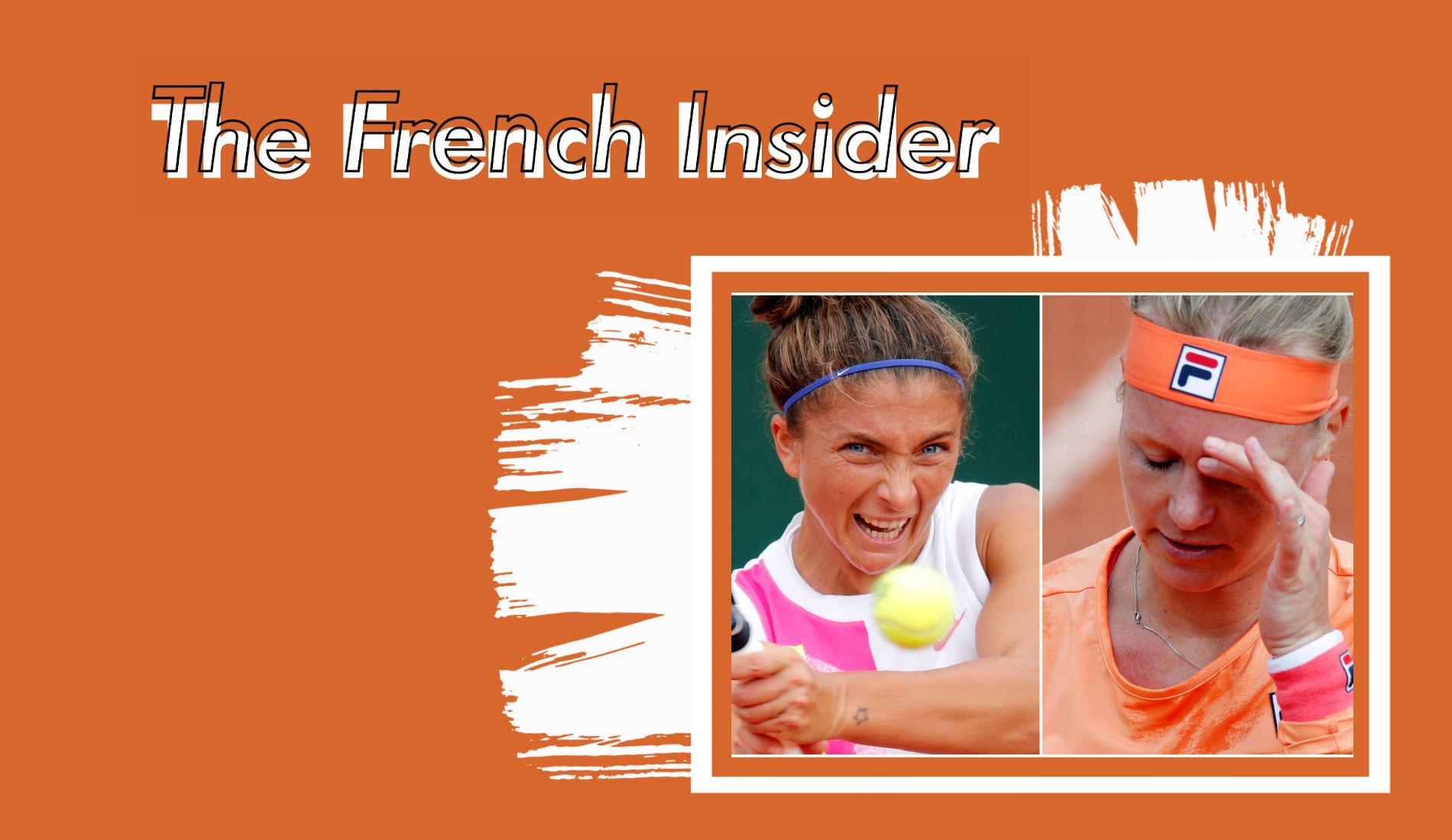 The French Insider #3 : Alizé - Errani-Bertens