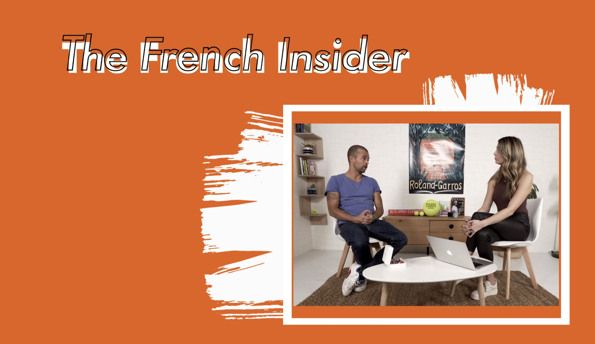 Sebastien Proisy and Jenny Drummond for The French Insider #4