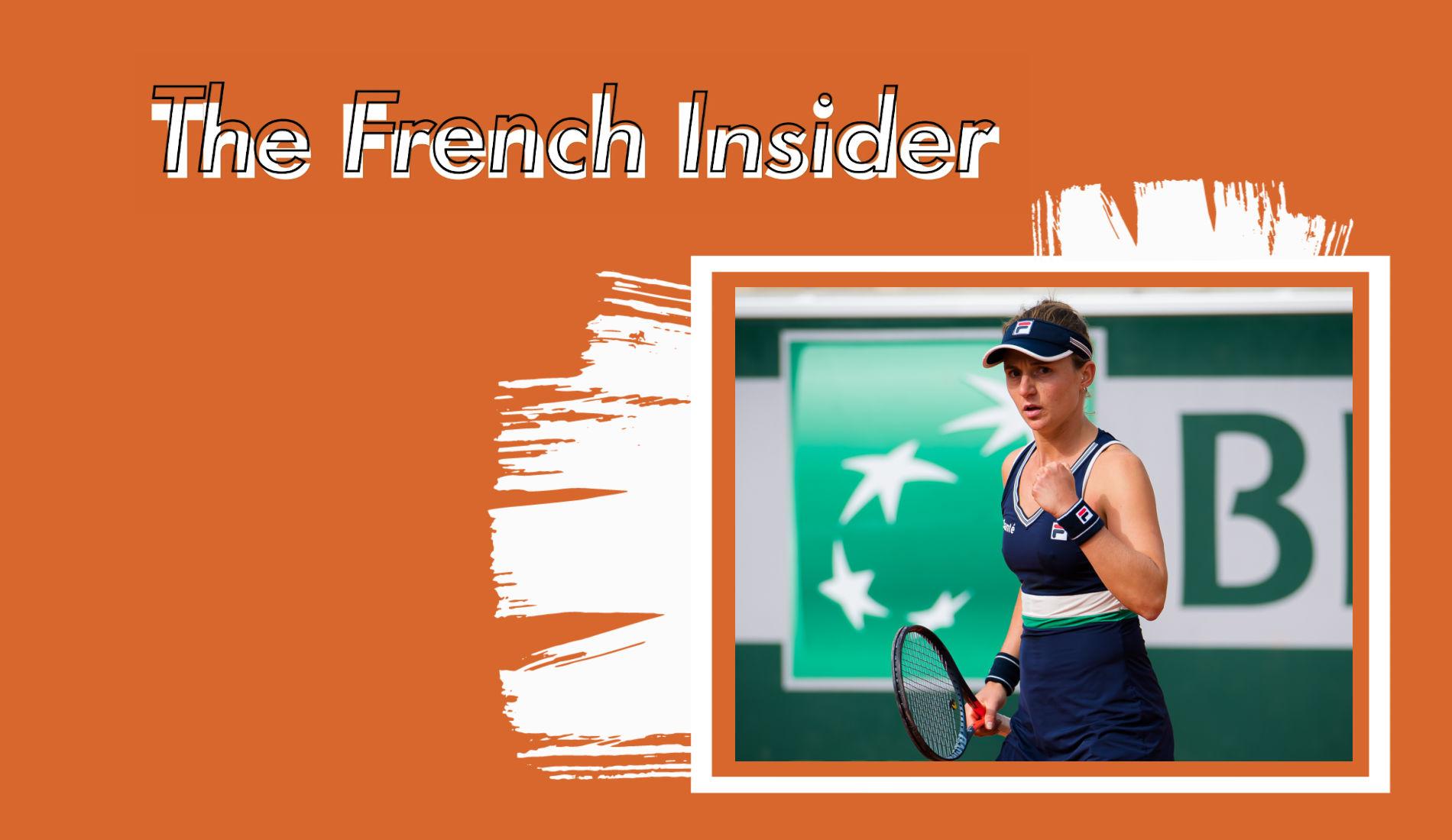 The French Insider #5 Podoroska