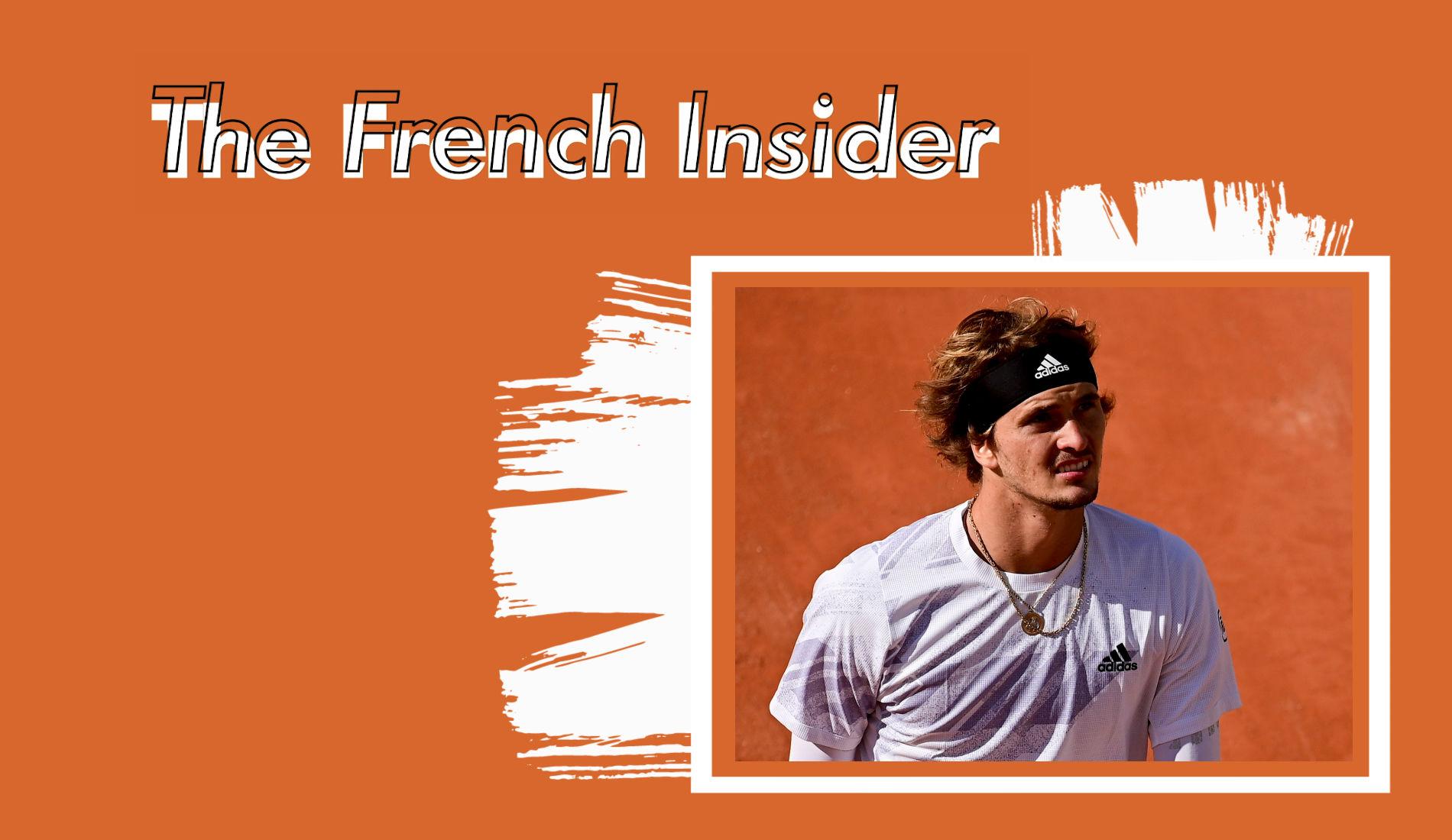 The French Insider #5 Zverev