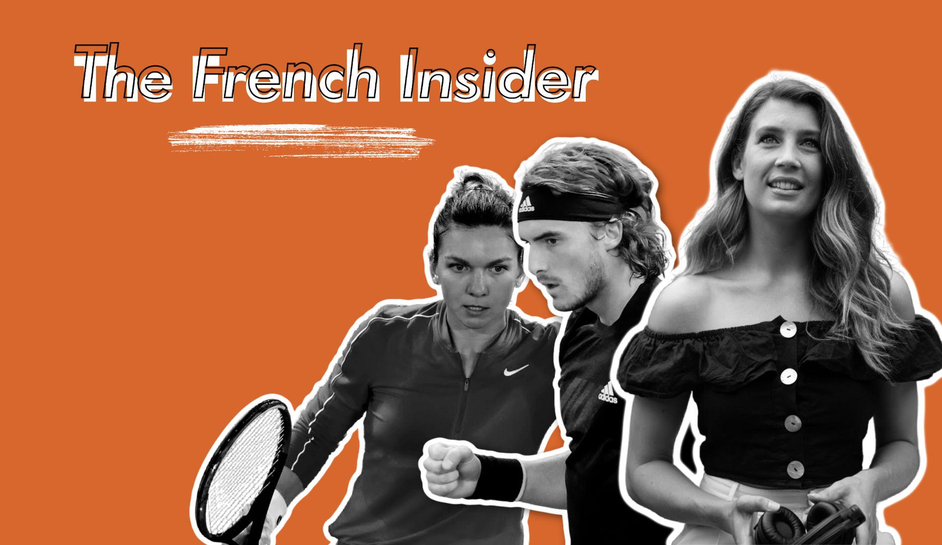The French Insider #4, Simona Halep, Stefanos Tsitsipas and Jenny Drummond