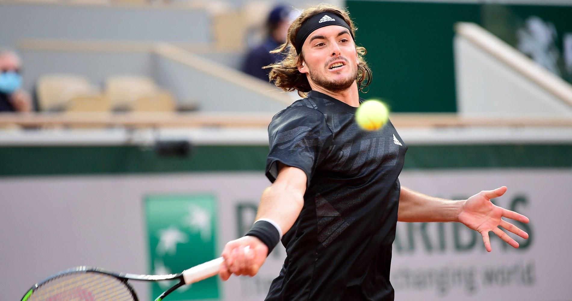 Tsitsipas Roland Garros 2020
