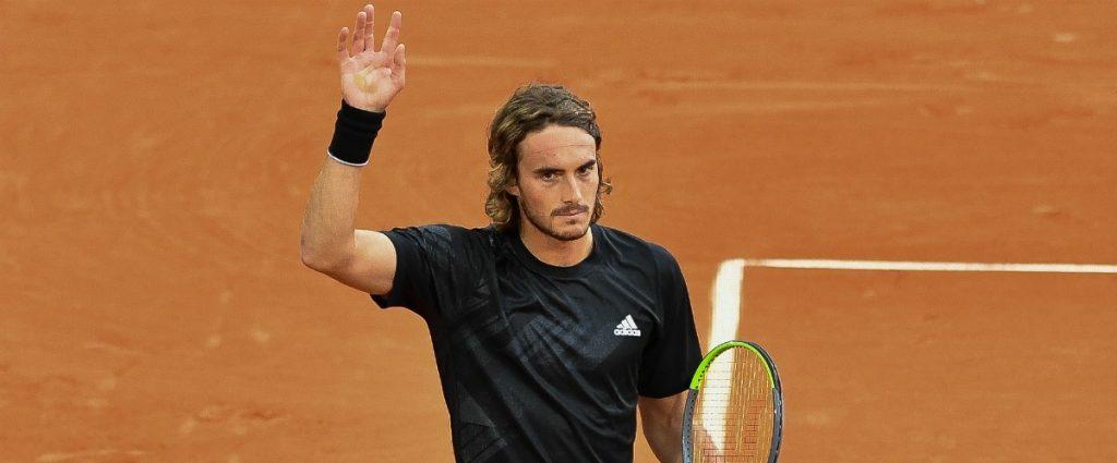 Tsitsipas Roland-Garros 2020