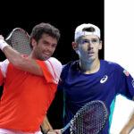 UTS3: Pablo Andujar vs Alex de Minaur