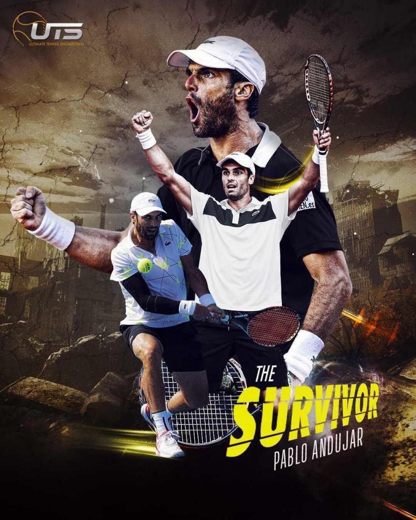 Pablo Andujar, The Survivor, UTS3