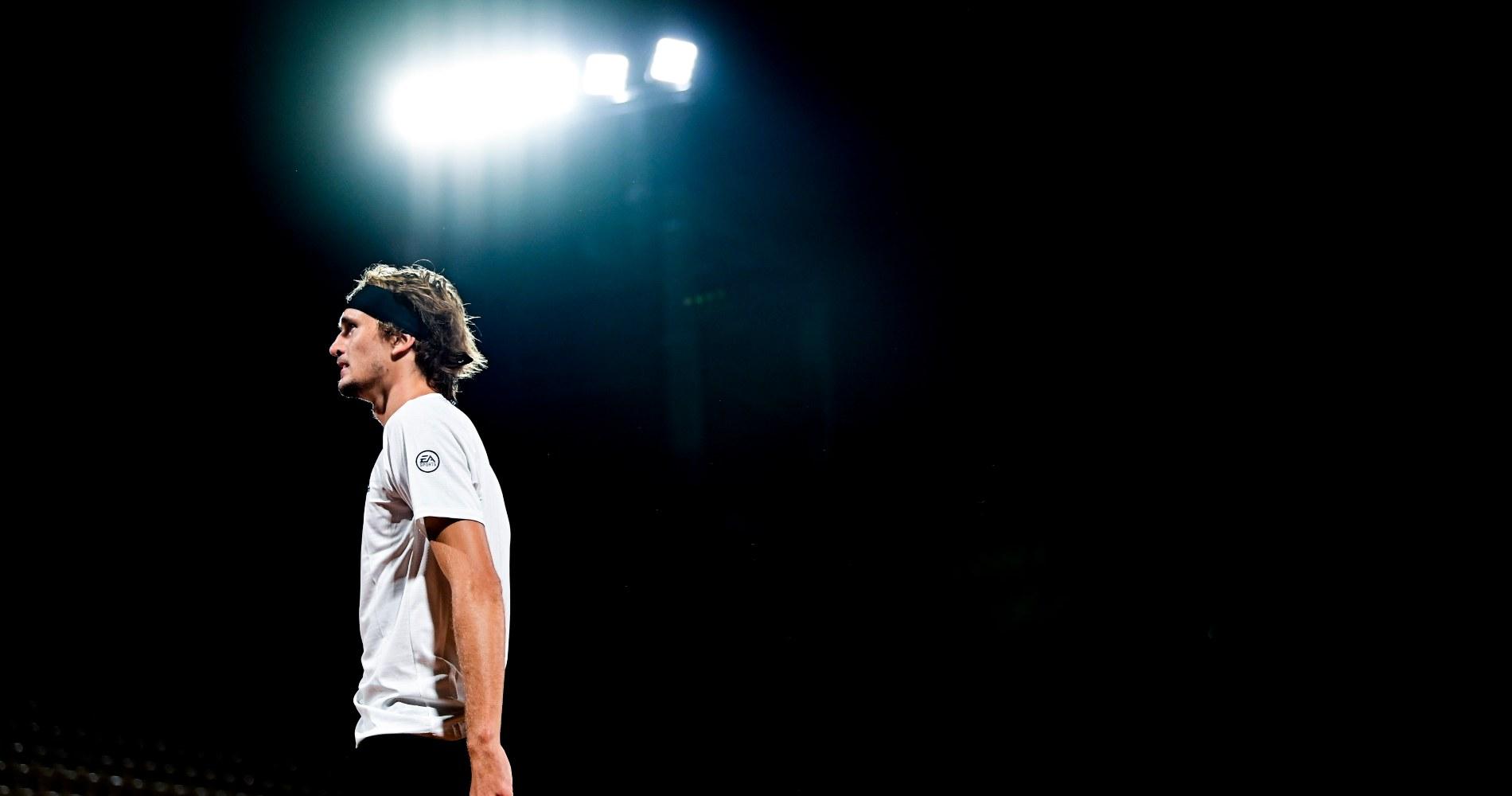 Zverev Roland Garros 2020
