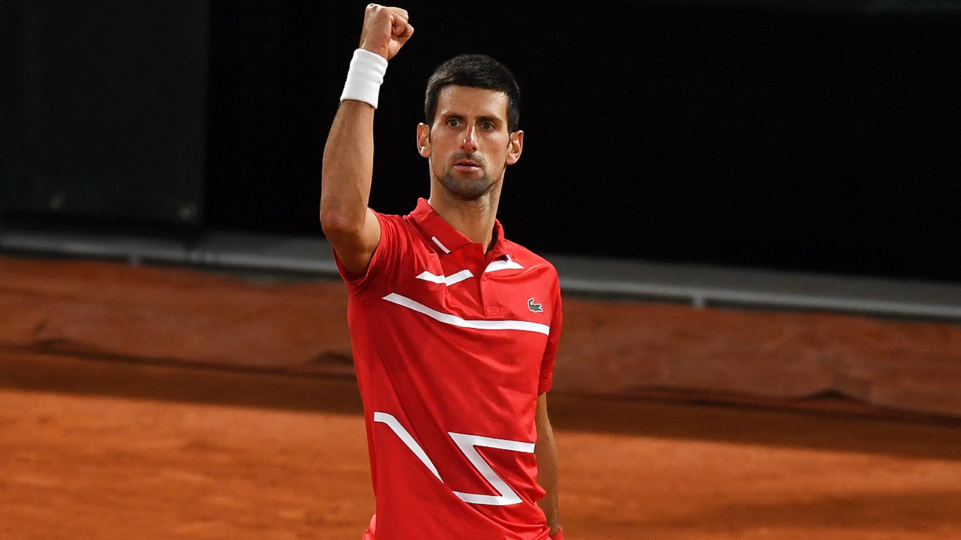 Novak Djokovic Roland-Garros