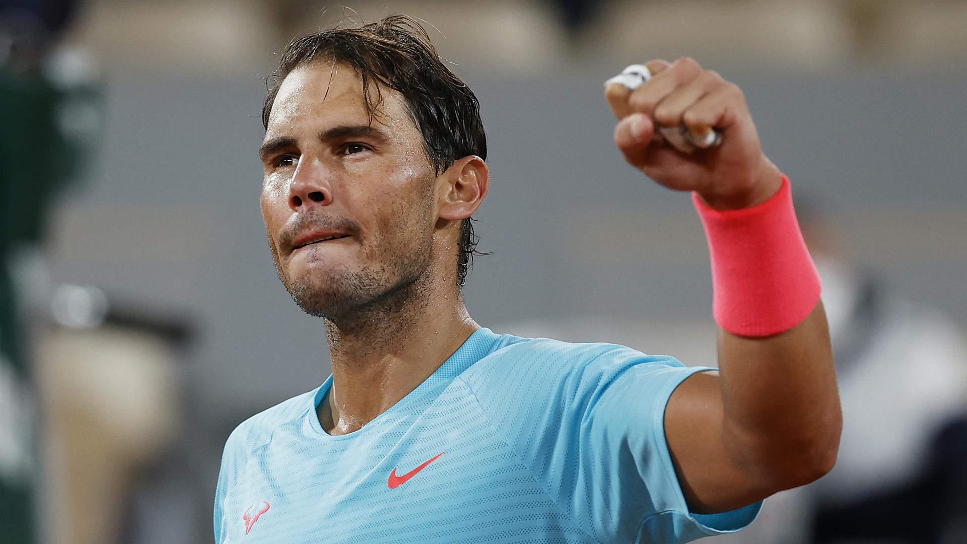 Rafael Nadal - FO 2020