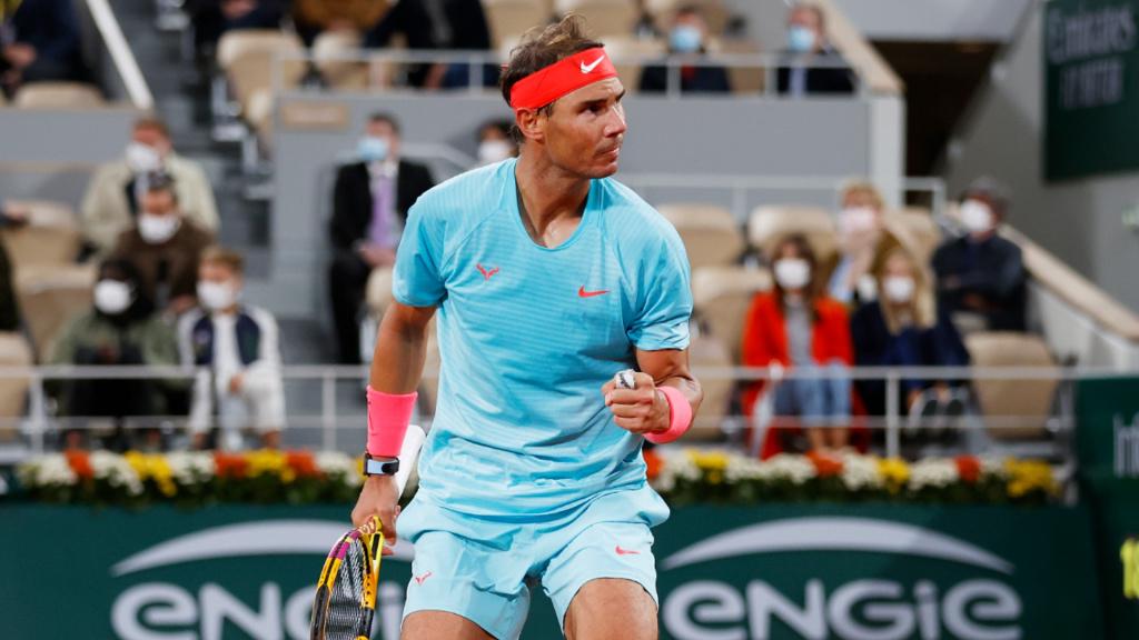 Rafael Nadal 2020 FO