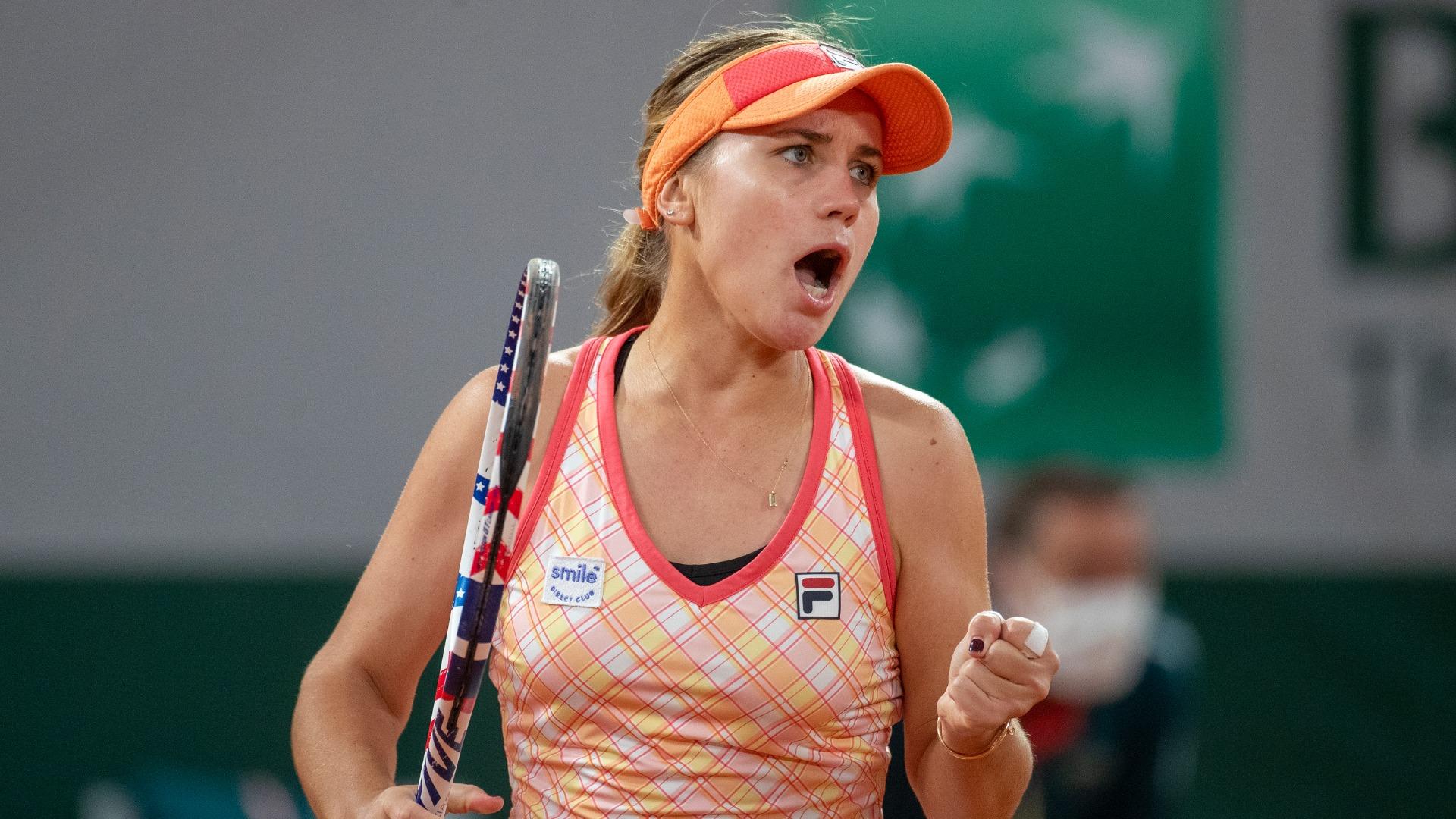 Kenin Roland Garros 2020