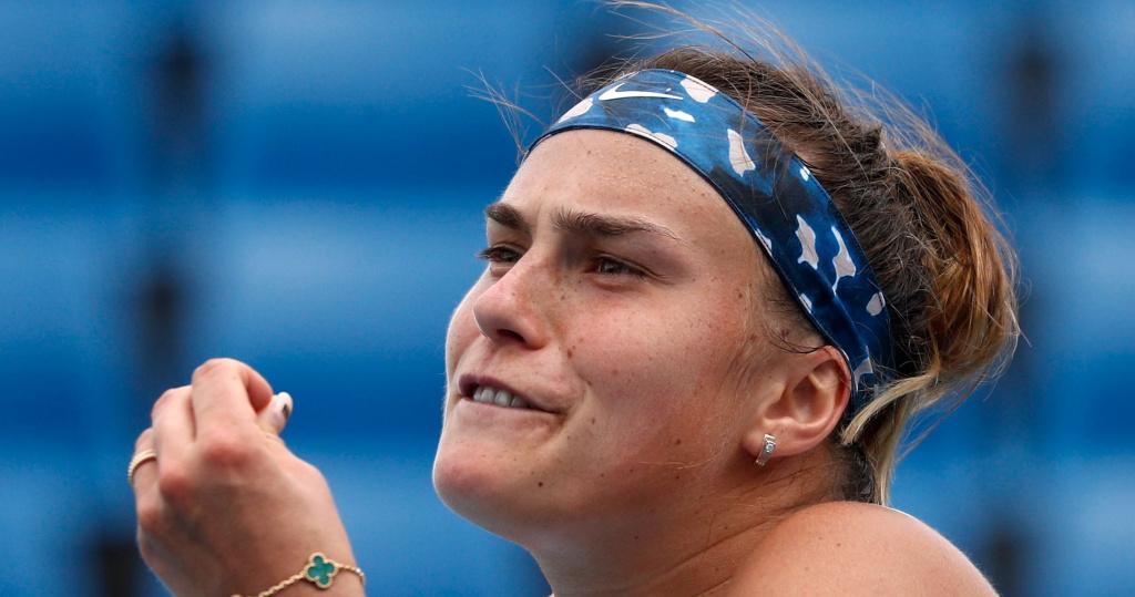 Aryna Sabalenka, 2020 Australian Open