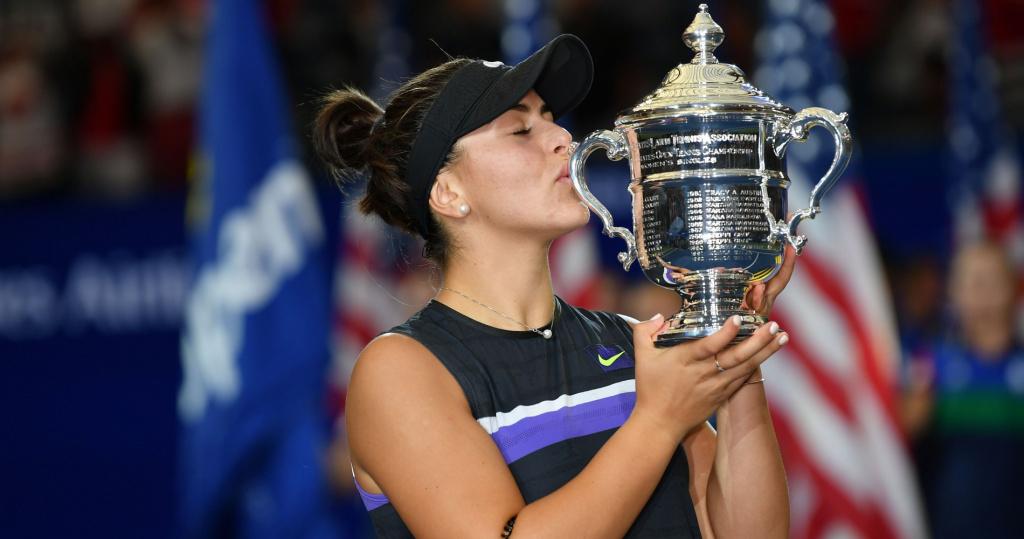 Andreescu US OPEN 2019