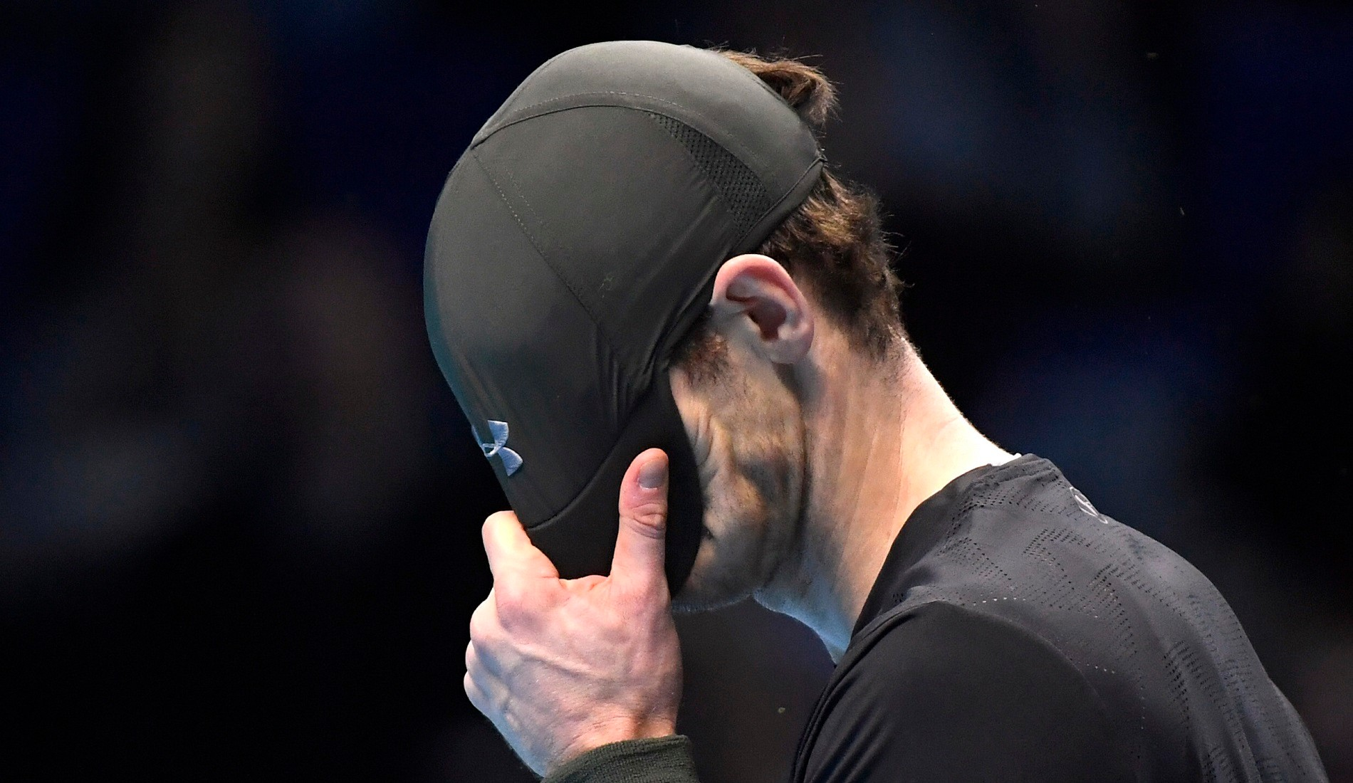 Andy Murray ATP Finals 2016