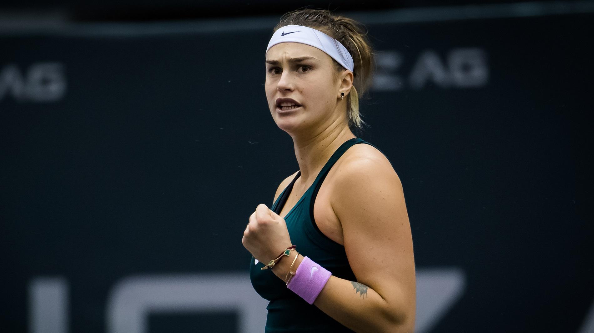 TENNIS : 2020 Upper Linz WTA International tennis tournament Autriche - 14/11/2020