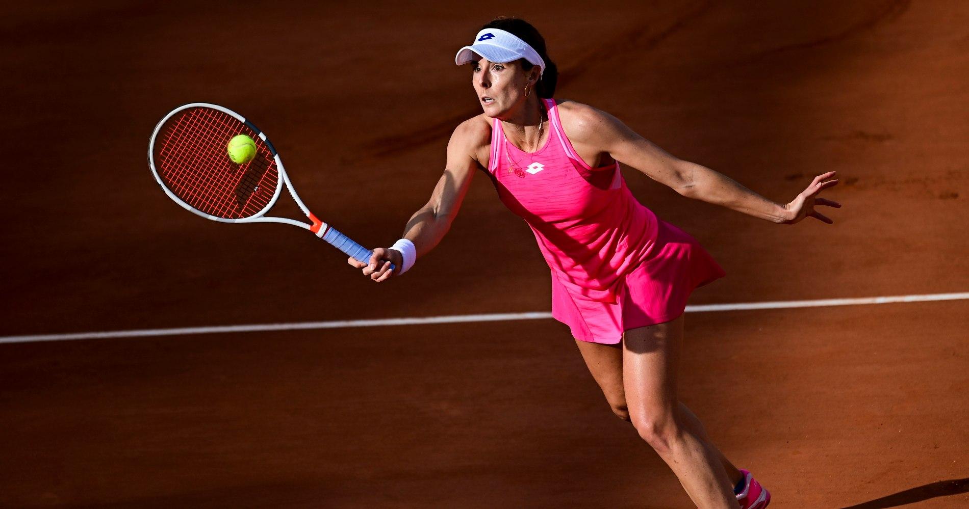 Alizé Cornet, Roland-Garros 2020