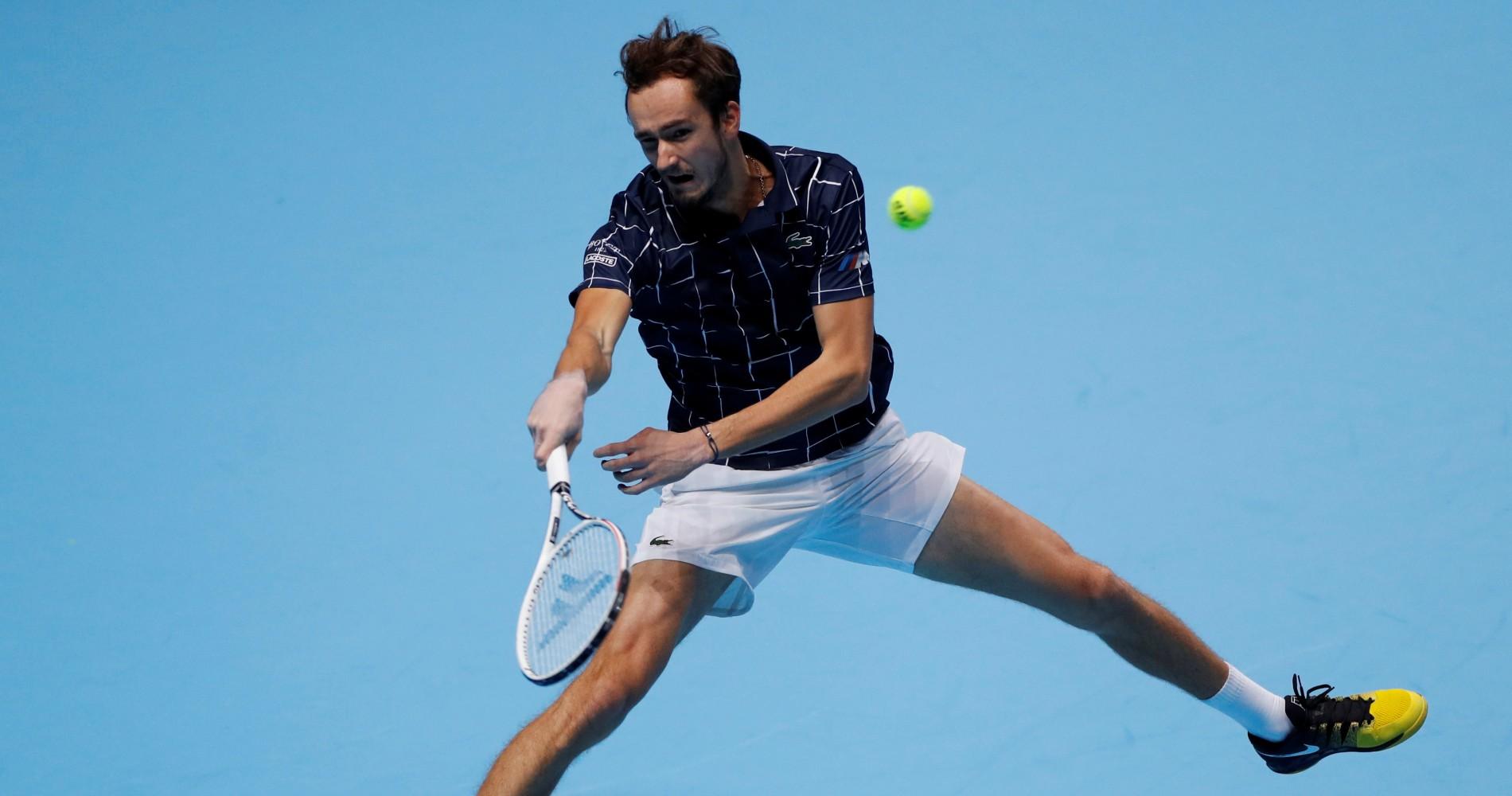Daniil Medvedev, ATP Finals, 2020