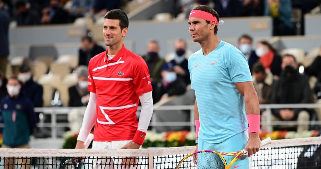 Novak Djokovic vs Rafael Nadal, 2020 Roland-Garros final
