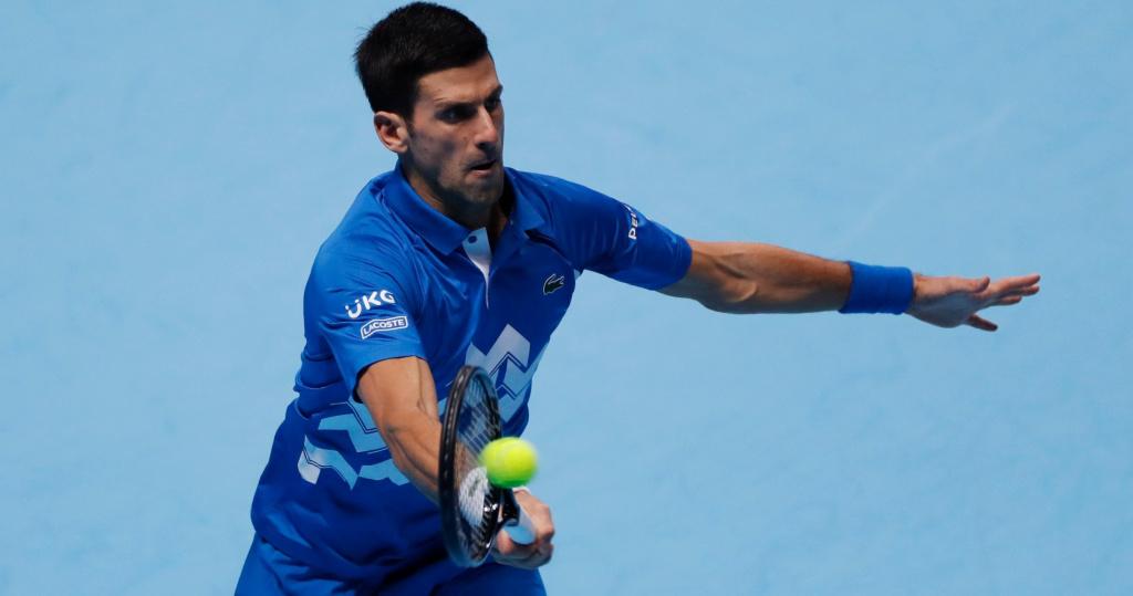 Novak Djokovic, Masters 2020