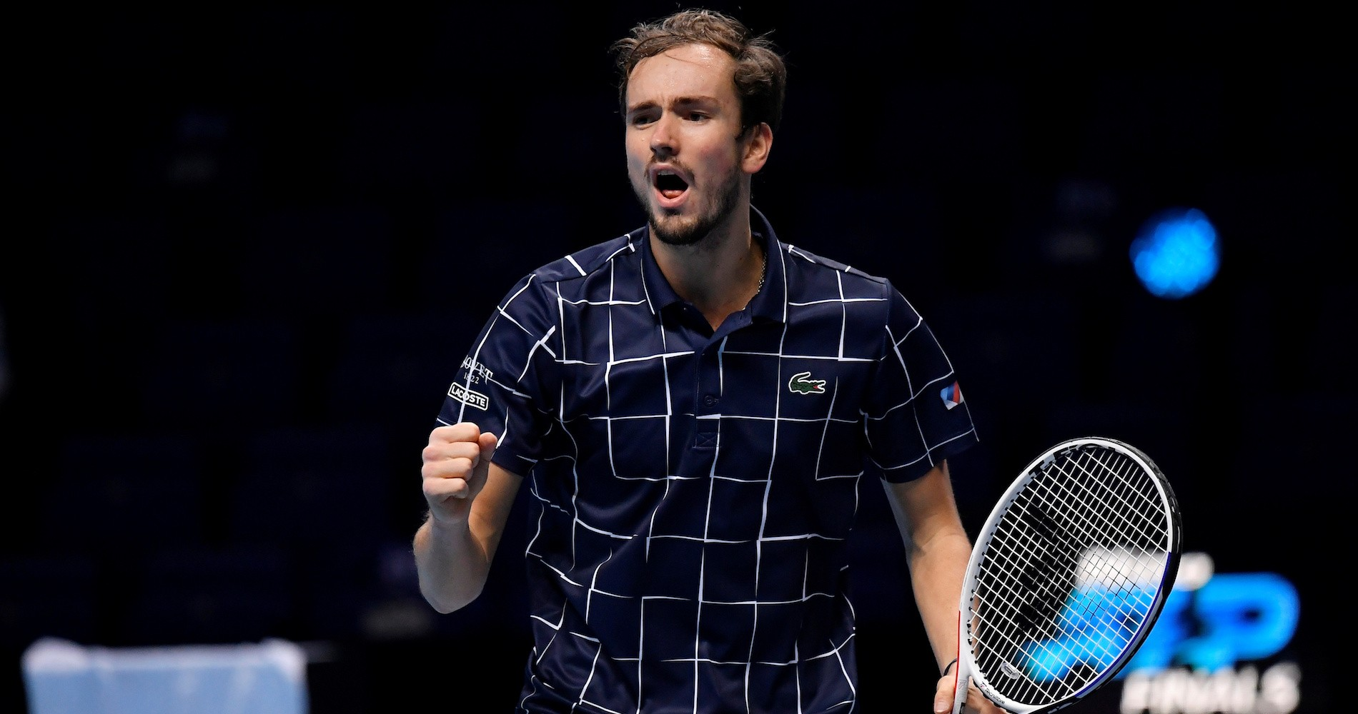 Daniil Medvedev, ATP Finals 2020, London
