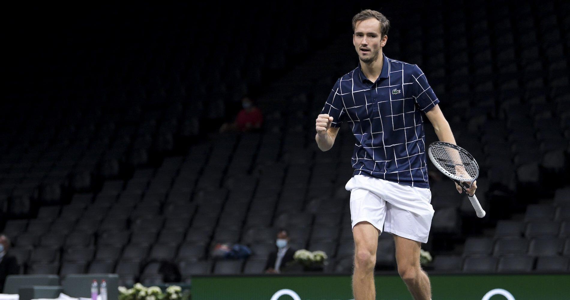 Classement ATP - Daniil Medvedev