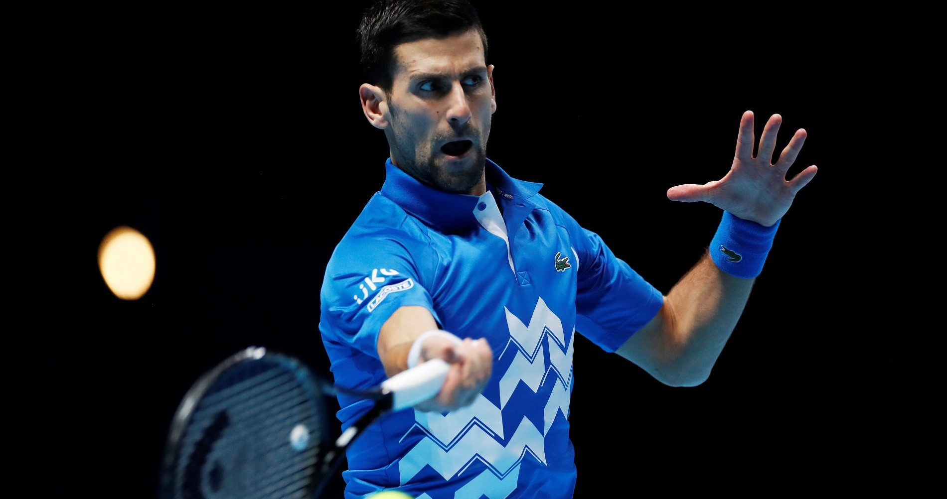 TENNIS : Masters - ATP Finals - The O2 - Londres - 16/11/2020