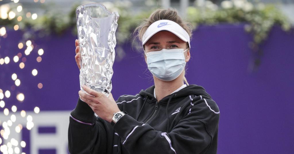 Elina Svitolina, 2020 Strasbourg champion