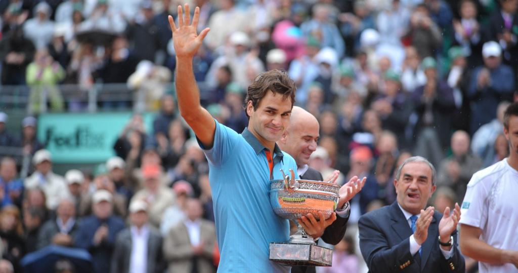 Federer Roland Garros 2009